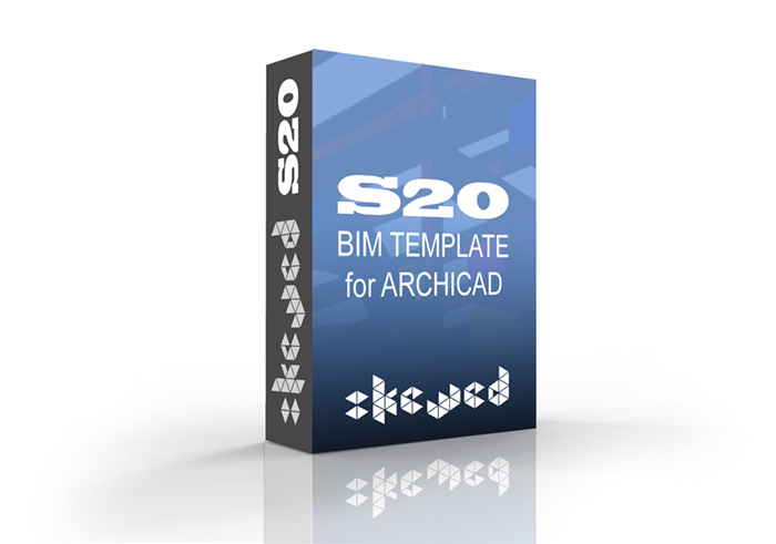 S20 BIM Template for ARCHICAD 20