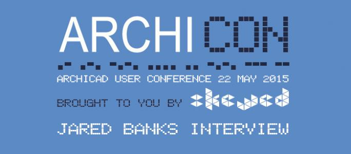 ARCHICON - Jared Banks Interview